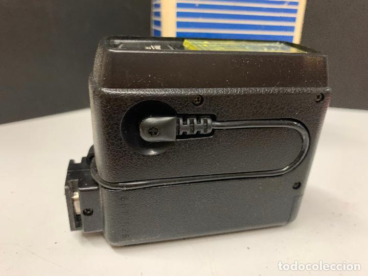 Cámara de fotos: ANTIGUO FLASH PANASONIC PE-145 para camara fotografica. en caja original e instrucciones - Foto 4 - 225359640