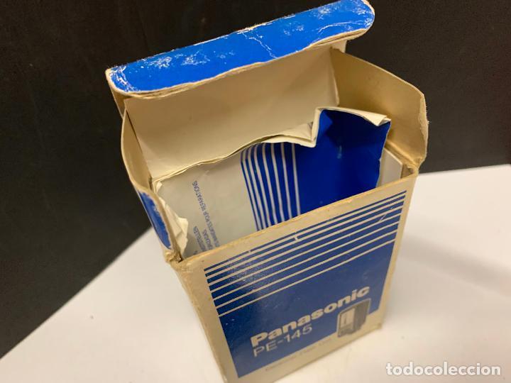 Cámara de fotos: ANTIGUO FLASH PANASONIC PE-145 para camara fotografica. en caja original e instrucciones - Foto 6 - 225359640