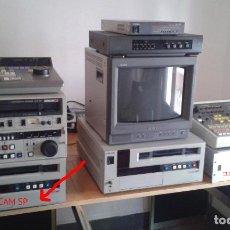 Cámara de fotos: GRAN OCASION VIDEO SONY BETACAM Y ELECTRONICA DE MESA DE MEZCLAS TV. Lote 225715775