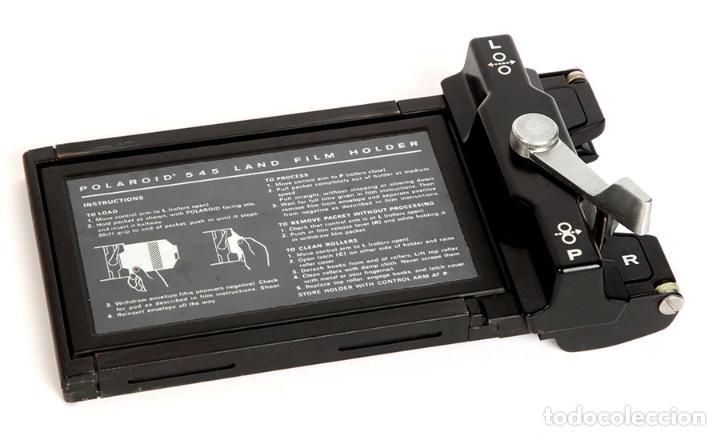 Cámara de fotos: NIKON RESPALDO Polaroid Speed Magny 45 Mikami Asanuma Japón para Nikon F - Foto 8 - 223641136