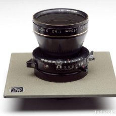 Cámara de fotos: ÓPTICA NIKKOR-T- ED 270 MM 1:6,3 - PARA CÁMARA GRAN FORMATO. Lote 226831285