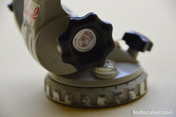 Cámara de fotos: Linhof Cabezal para tripode. Patenkopf I Amateur head. Numero serie 003617 - Foto 6 - 227015295