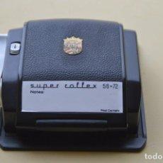 Fotocamere: LINHOF SUPER-ROLLEX 6X9 CM (56X72) ENCAJE DE CHASIS 9X12 PARA ROLLOS DE PELÍCULA 120. Lote 227019205