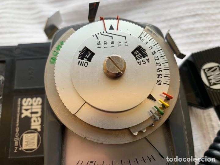 Cámara de fotos: Fotómetro de sonda Gossen para cámaras 9x12 - Foto 2 - 229530990