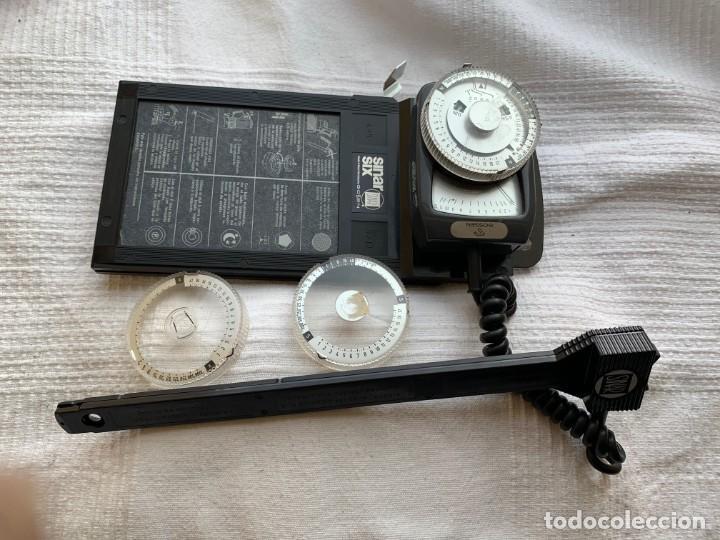 Cámara de fotos: Fotómetro de sonda Gossen para cámaras 9x12 - Foto 5 - 229530990