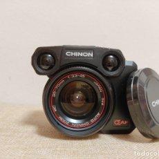 Cámara de fotos: CHINON AUTO CHINON ZOOM MC 35-70 MM F/ 3.3 - 3.5 52 MM. Lote 270542673