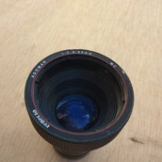 Cámara de fotos: REFLECTA AGOMAR 2,8/90 MM OBJETIVO LENTE PROYECTOR DIAPOSITIVAS. Lote 232281550