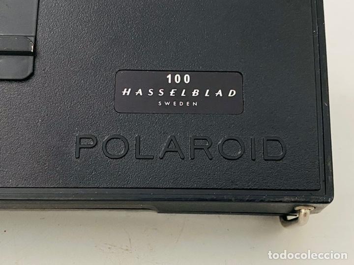 Cámara de fotos: Hasselblad 100 Polaroid Sweden - Foto 2 - 232960675