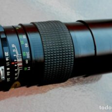 Cámara de fotos: NIKON - ERNO JAPAN MONTURA NIKON .200 MM F/3,8.. Lote 233704485