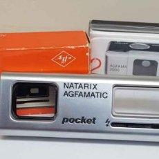 Fotocamere: AGFAMATIC POCKET NATARIX, CLOSE-UP. Lote 234039570