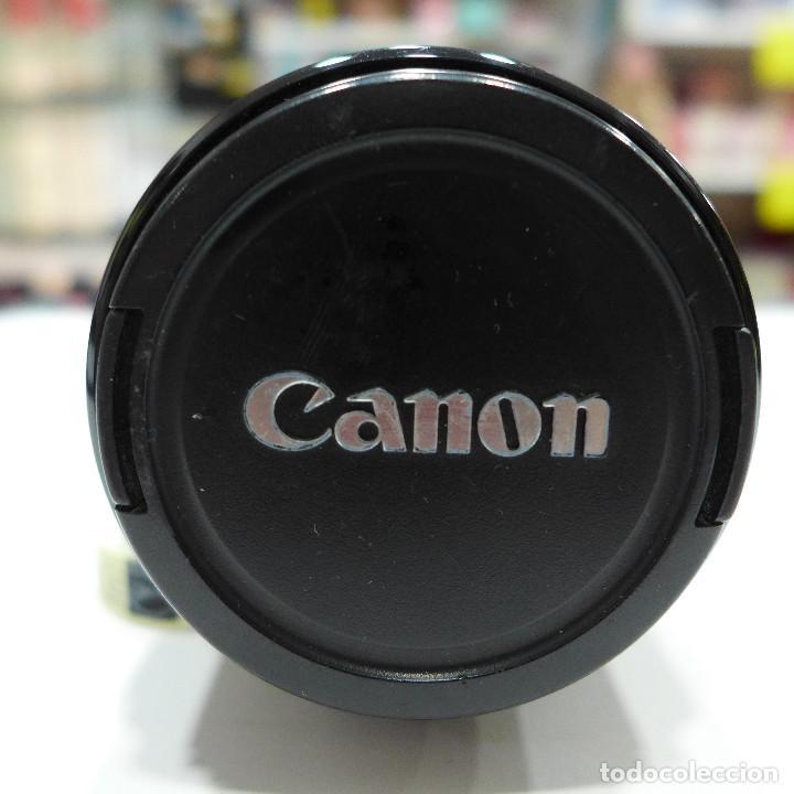 OBJETIVO CANON 35-105MM (Cámaras Fotográficas Antiguas - Objetivos y Complementos )