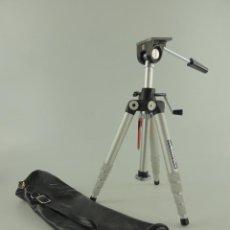 Cámara de fotos: TRÍPODE GOODMAN S-105 SLIKSYSTEM. Lote 234723010