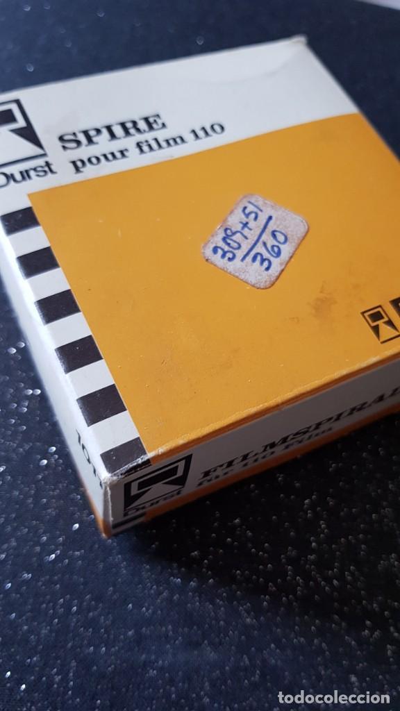 Cámara de fotos: DURST BOBINA ESPIRAL PARA REVELADO 110 - Foto 3 - 234865185