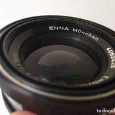 Cámara de fotos: LENTE ENNA MÜNCHEN - ENNALYT F: 3.5/35MM MADE IN GERMANY. Lote 235625015