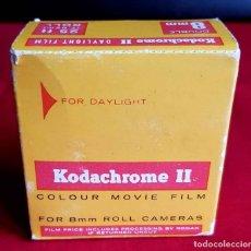 Cámara de fotos: KODACHROME 25 PARA 8 MM. Lote 236591505