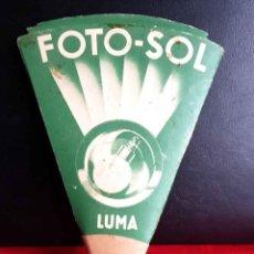 Cámara de fotos: LUMA PANTALLA DE FLASH. Lote 236596140
