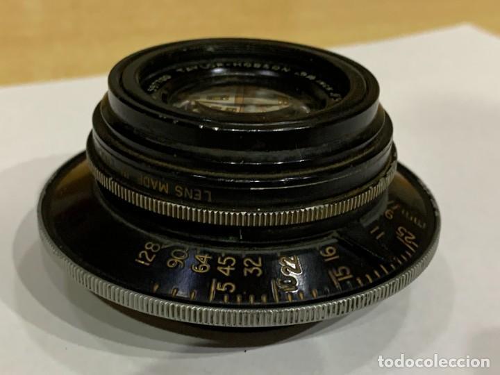 Cámara de fotos: Objetivo antiguo Taylor Hobson 90mm 9 - Foto 2 - 237352730