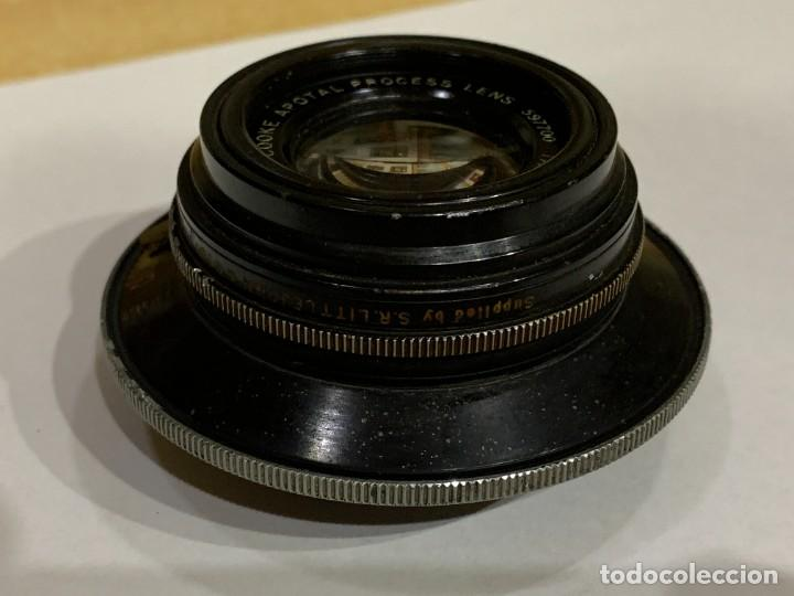 Cámara de fotos: Objetivo antiguo Taylor Hobson 90mm 9 - Foto 3 - 237352730