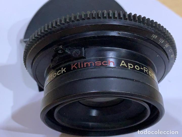 Cámara de fotos: Rodenstock klimsch Apo Ronar L 1:9 240MM - Foto 3 - 237355125