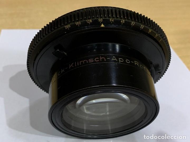 Cámara de fotos: Rodenstock klimsch Apo Ronar L 1:9 480MM - Foto 4 - 237356830