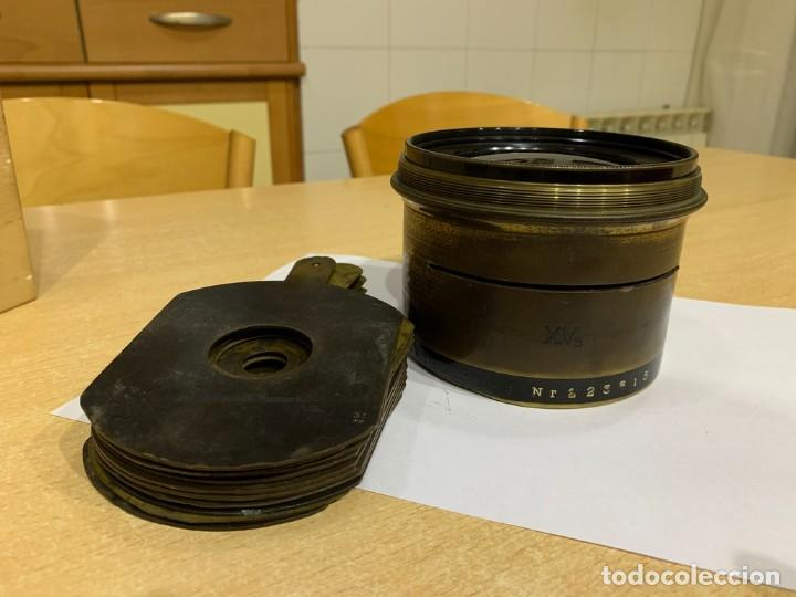Cámara de fotos: Apochomat Tessar 10,5 840mm - Foto 11 - 237364135