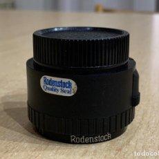 Cámara de fotos: RODENSTOCR ROGONAR S 50MM 2.8. Lote 237439025