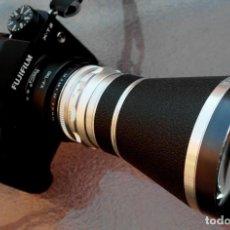 Cámara de fotos: FUJIFILM XT1+SUPER DINAREX VOIGTLÄNDER PARA FUJIFILM X SERIES DIGITALES.. Lote 240504045