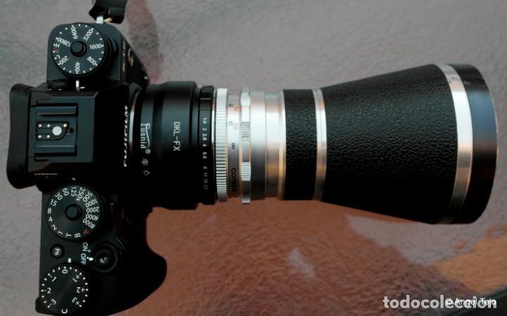 Cámara de fotos: SUPER DINAREX VOIGTLÄNDER Para Fujifilm X series digitales. - Foto 2 - 240504045