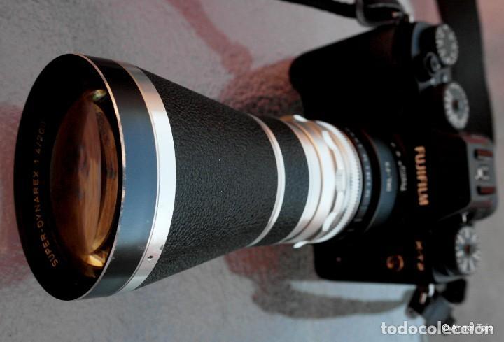 Cámara de fotos: SUPER DINAREX VOIGTLÄNDER Para Fujifilm X series digitales. - Foto 3 - 240504045