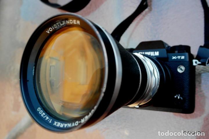 Cámara de fotos: SUPER DINAREX VOIGTLÄNDER Para Fujifilm X series digitales. - Foto 4 - 240504045