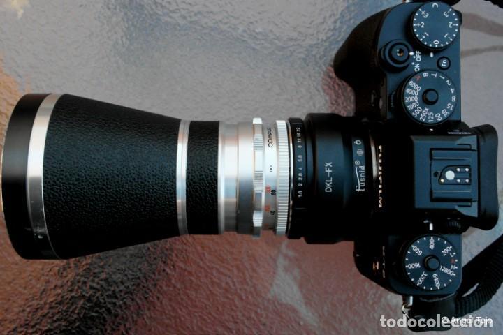 Cámara de fotos: SUPER DINAREX VOIGTLÄNDER Para Fujifilm X series digitales. - Foto 6 - 240504045