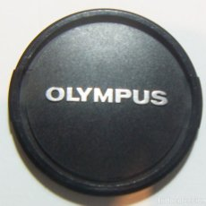 Cámara de fotos: TAPA OBJETIVO MARCA OLYMPUS 49 MM. Lote 241406515