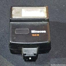 Cámara de fotos: FLASH HITACON 165M. Lote 244479355