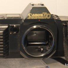 Cámara de fotos: CAMARA CANON T 70 PROGRAM SEGUNDA MANO. Lote 244508435