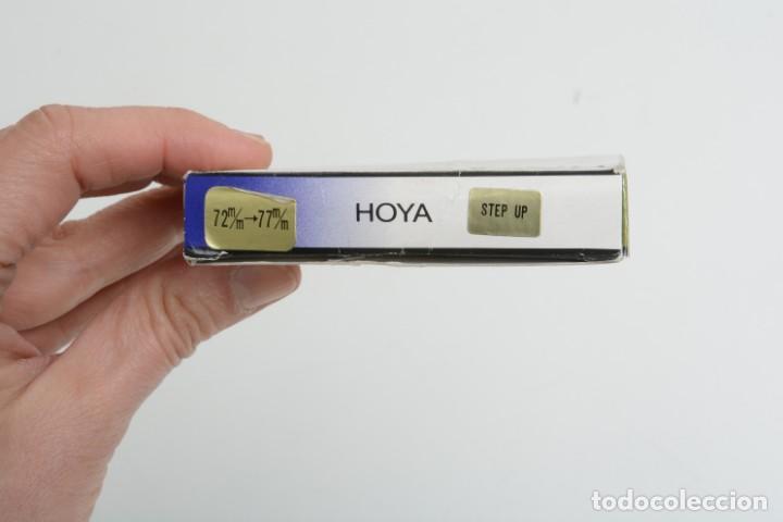 Cámara de fotos: Filtro adaptador Hoya filter for special effect 72-77 Japan - Foto 2 - 244754335