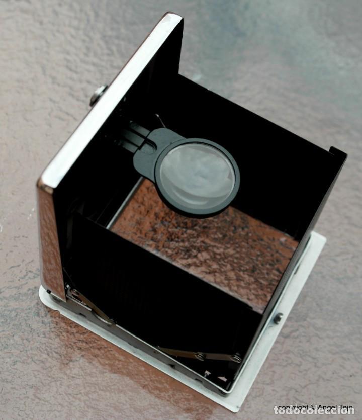 Cámara de fotos: Visor a nivel de cintura para Hasselblad, Kiev,Salyut.Waist level Finder - Foto 3 - 245018875
