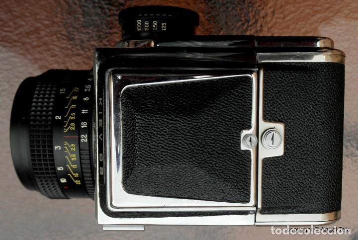 Cámara de fotos: Visor a nivel de cintura para Hasselblad, Kiev,Salyut.Waist level Finder - Foto 4 - 245018875