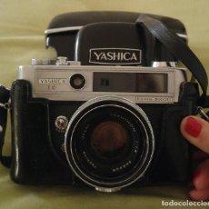 Cámara de fotos: CÁMARA ANALÓGICA YASHICA 1C LYNX 5000E. Lote 246116595