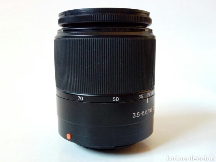 Cámara de fotos: Sin probar, ¿para reparar?: Objetivo SONY 18-70 mm DT 3.5-5.6 - montura Alpha - Konica Minolta Aps-C - Foto 2 - 252339290