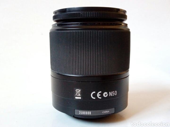 Cámara de fotos: Sin probar, ¿para reparar?: Objetivo SONY 18-70 mm DT 3.5-5.6 - montura Alpha - Konica Minolta Aps-C - Foto 3 - 252339290