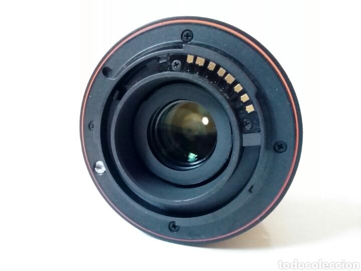 Cámara de fotos: Sin probar, ¿para reparar?: Objetivo SONY 18-70 mm DT 3.5-5.6 - montura Alpha - Konica Minolta Aps-C - Foto 6 - 252339290