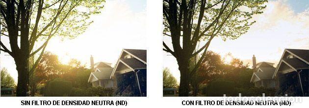 Cámara de fotos: Filtro Neutro ND2 55mm - Foto 2 - 253366465