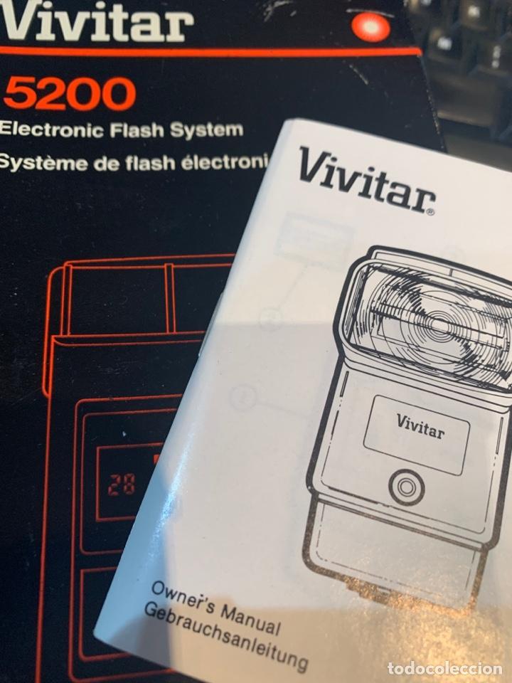 Cámara de fotos: Flash Sistema Electrónico + Módulo de Acoplamiento de Automatismo - VIVITAR - - Foto 13 - 254860410