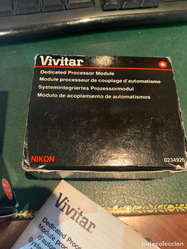 Cámara de fotos: Flash Sistema Electrónico + Módulo de Acoplamiento de Automatismo - VIVITAR - - Foto 14 - 254860410