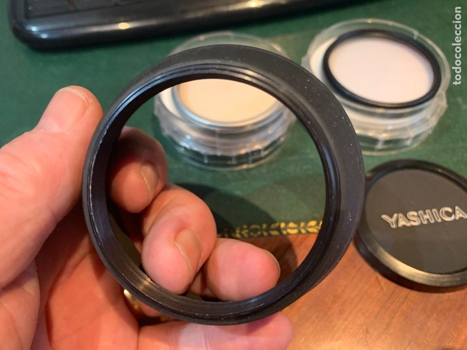 Cámara de fotos: Conjunto filtros Luxon Ski y B.W 52E K.R 1,5 1.1 , tapa 54 Yashica , 2 quita sol diferente 54 y 56 m - Foto 3 - 254865655