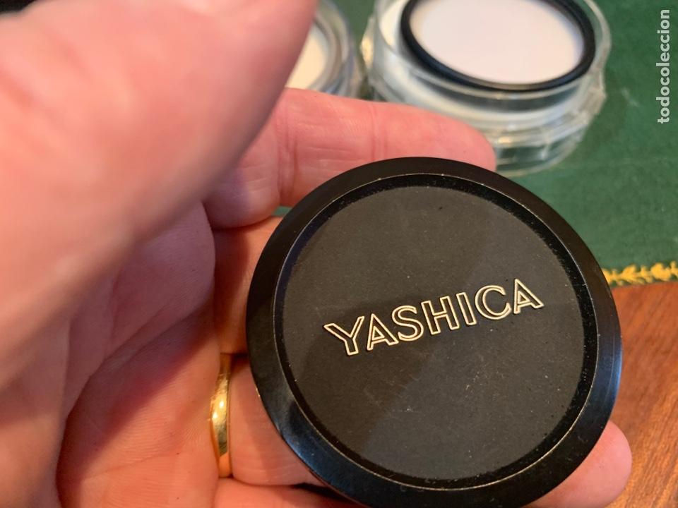 Cámara de fotos: Conjunto filtros Luxon Ski y B.W 52E K.R 1,5 1.1 , tapa 54 Yashica , 2 quita sol diferente 54 y 56 m - Foto 4 - 254865655