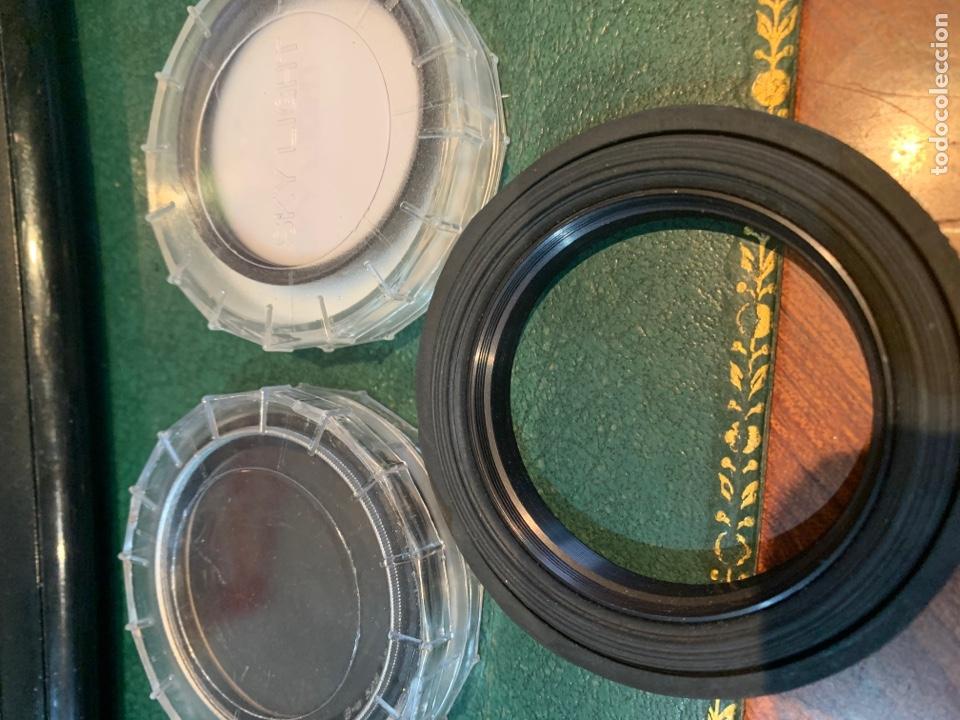 Cámara de fotos: Conjunto filtros Luxon Ski y B.W 52E K.R 1,5 1.1 , tapa 54 Yashica , 2 quita sol diferente 54 y 56 m - Foto 11 - 254865655