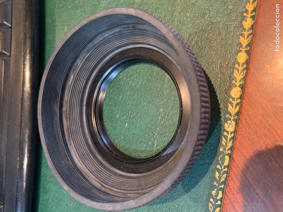 Cámara de fotos: Conjunto filtros Luxon Ski y B.W 52E K.R 1,5 1.1 , tapa 54 Yashica , 2 quita sol diferente 54 y 56 m - Foto 12 - 254865655