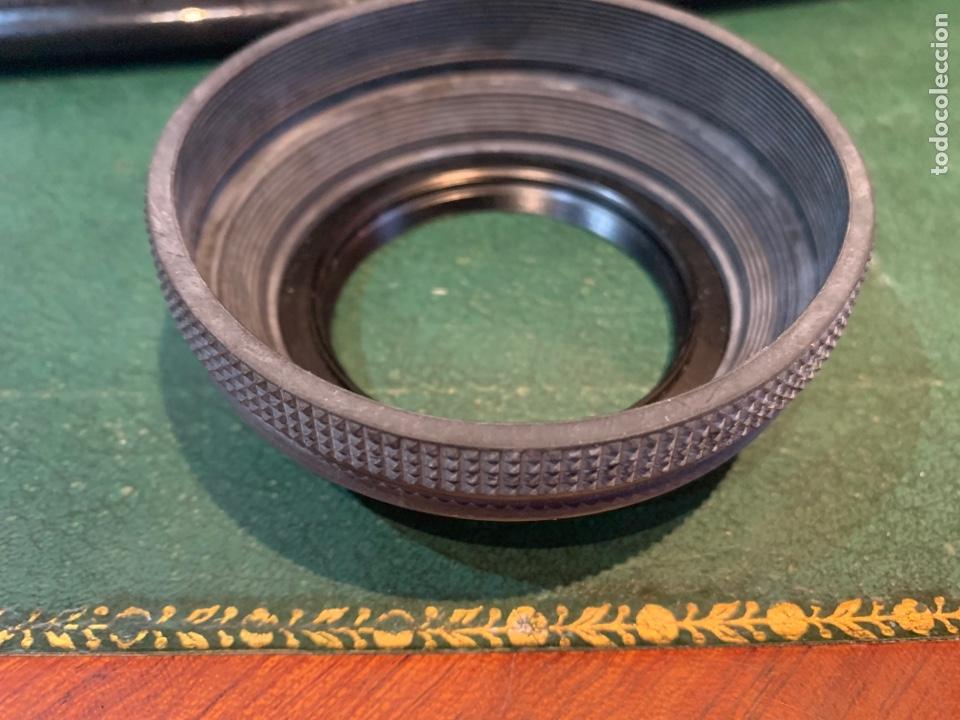 Cámara de fotos: Conjunto filtros Luxon Ski y B.W 52E K.R 1,5 1.1 , tapa 54 Yashica , 2 quita sol diferente 54 y 56 m - Foto 13 - 254865655