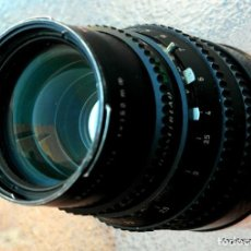 Cámara de fotos: HASSELBLAD CARL ZEISS T* BLACK,150 SONNAR. MADE IN GERMANY.. Lote 256034245